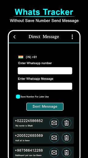 Whatsapp tracker profile 3 Ways