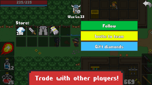 Rucoy Online - MMORPG - MMO - RPG 1.21.1 screenshots 4