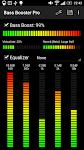 screenshot of Bass Booster Pro
