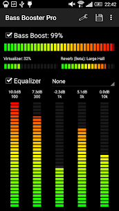Bass Booster Pro v5.0.5 [Paid] 2