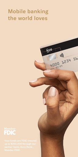 N26 Mobile Banking  Paidproapk.com 1