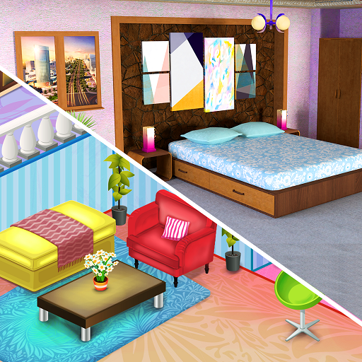 Baixar Design My Home 3D - House Flipper, Color by Number para Android