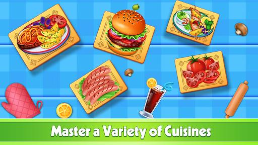 Cooking Hot :Cooking Happy 2021  screenshots 8