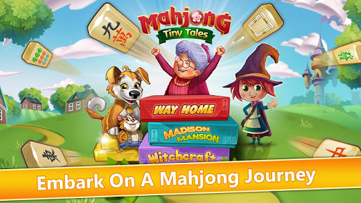 Mahjong Tiny Tales  screenshots 13