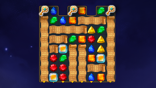 Jewels Magic: Mystery Match3 screenshots 6