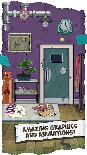 Fun Escape Room Puzzles u2013 Can You Escape 100 Doors 1.10 Screenshots 3