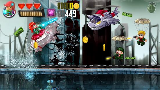 Ramboat - Offline Shooting Action Game 4.2.1 Screenshots 10