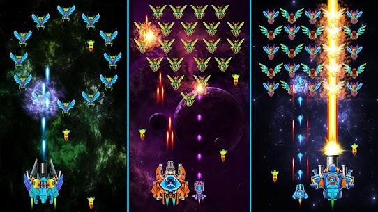 Download Galaxy Attack Alien Shooter Mod Apk 2021 | Unlimited Money 7