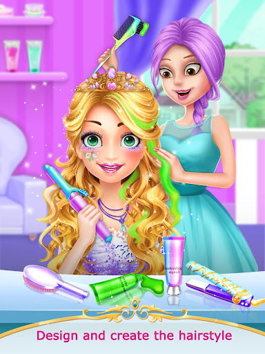 Princess Salon 2 - Girl Games 1.5 screenshots 15