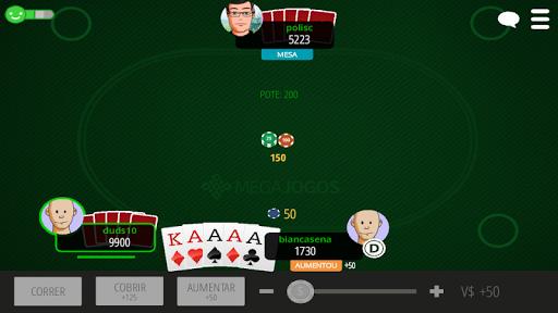 Poker 5 Card Draw - 5CD Apkfinish screenshots 6