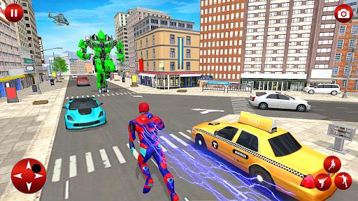 Superhero Robot Speed: Super Hero Game screenshots 11