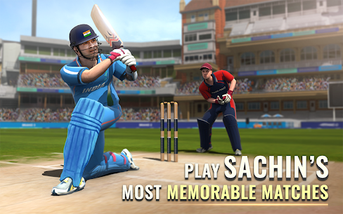 Sachin Saga Cricket Champions APK Download 9