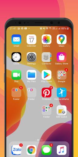 Launcher iOS 14 1.3.12 Screenshots 3