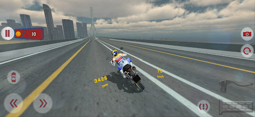 Fast Motorcycle Driver Extreme  screenshots 4