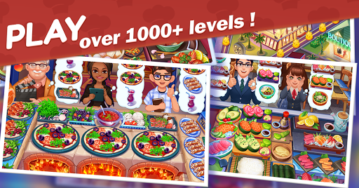 Cooking Voyage - Crazy Chef's Restaurant Dash Game 1.4.4+3878cd2 screenshots 6