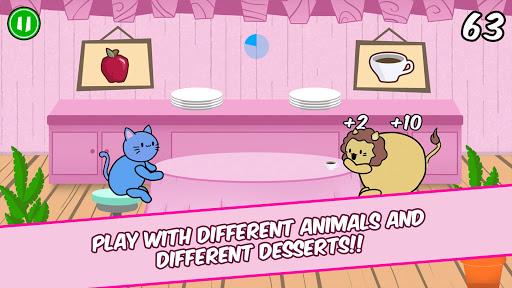 Bunny Pancake Kitty Milkshake - Kawaii Cute Games  screenshots 4