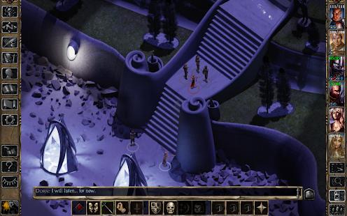 Baldur's Gate II - Screenshot 11