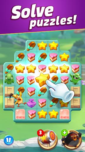 Angry Birds Match 3 4.5.0 screenshots 3