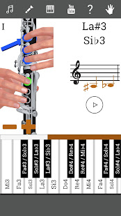 3D Clarinet Fingering Chart - How To Play Clarinet