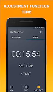 Stopwatch Timer Original 2