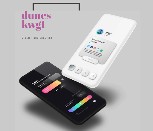 Download APK: Dunes KWGT v2021.May.07.19 [Paid]