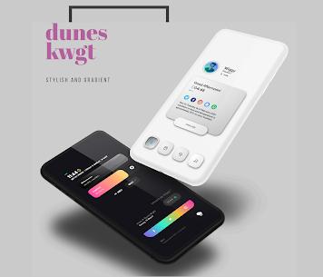 Dunes KWGT Mod Apk v2021.May.07.19 (Paid) 1
