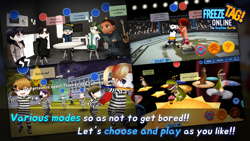FreezeTag Online : Realtime Battle 4.402 screenshots 13