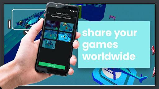 Struckd - 3D Game Creator modavailable screenshots 3