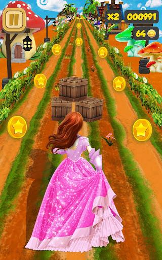 Royal Princess Wonderland Runner 2.6 screenshots 1
