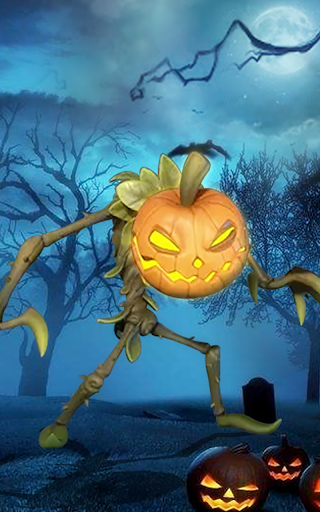 Talking Jack-o'-lantern  screenshots 10