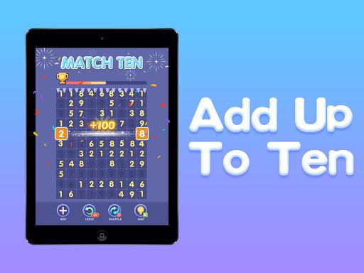 Match Ten - Number Puzzle  screenshots 24
