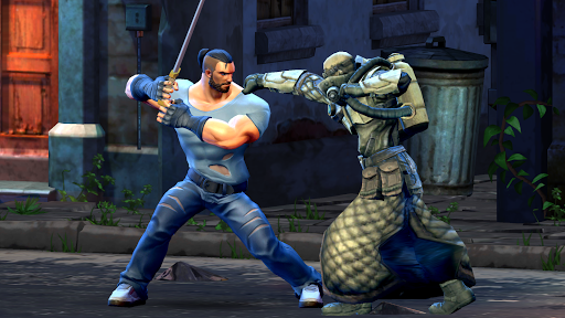 Street Warrior Ninja - Samurai Games Fighting 2020 screenshots 10