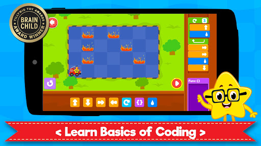 Coding Games For Kids - Learn To Code With Play  screenshots 4