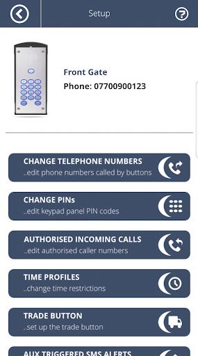 COMMTEL GSM One  screenshots 2
