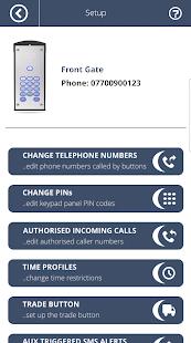 COMMTEL GSM One 0.4.0 Screenshots 2