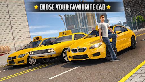 City Taxi Driver 2020 - Car Driving Simulator  screenshots 5