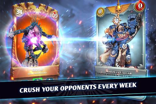 Warhammer Combat Cards - 40K Edition 33.4 screenshots 3