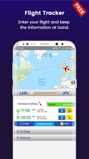 FLIO – Your personal travel assistant  screenshots 1