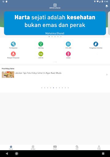 Mobile JKN apktram screenshots 14