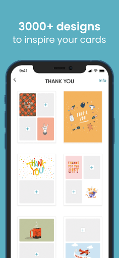 TouchNote: Card Maker - Postcards & Greeting Cards  screenshots 4