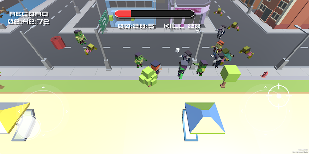 City Survival-Zombie Destroyer Hack for iOS and Android 1
