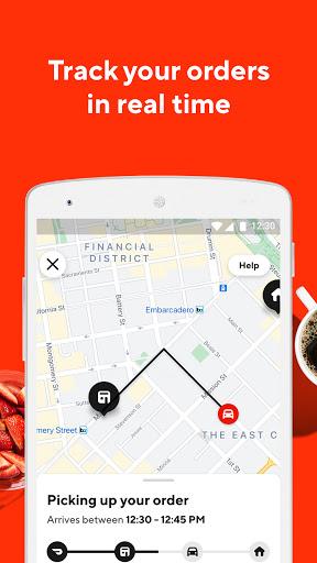 DoorDash - Food Delivery  Screenshots 6