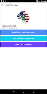 MoCo Voters App 1.0.9 Screenshots 5