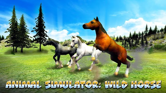 Animal Simulator: Wild Horse For Pc, Windows 7/8/10 And Mac Os – Free Download 1