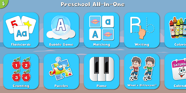 Preschool All-In-One 1.0.8 Android APK Mod 1