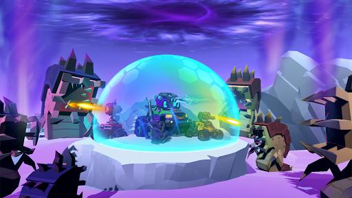 Battle Cars: Monster Hunter 1.2 screenshots 7