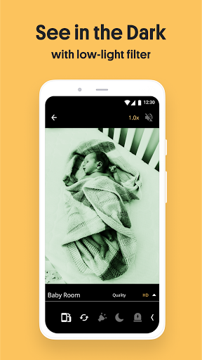 Alfred Home Security Camera: Baby Monitor & Webcam android2mod screenshots 6