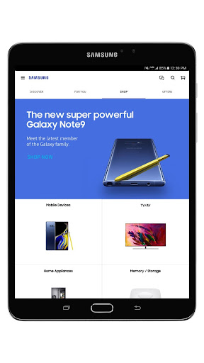 Samsung Shop 1.0.21028 Screenshots 11
