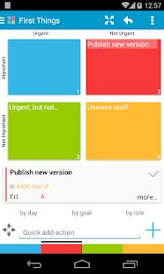 MyEffectiveness Habits - Goals, ToDos, Reminders