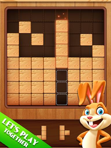 wooden block free screenshot 2